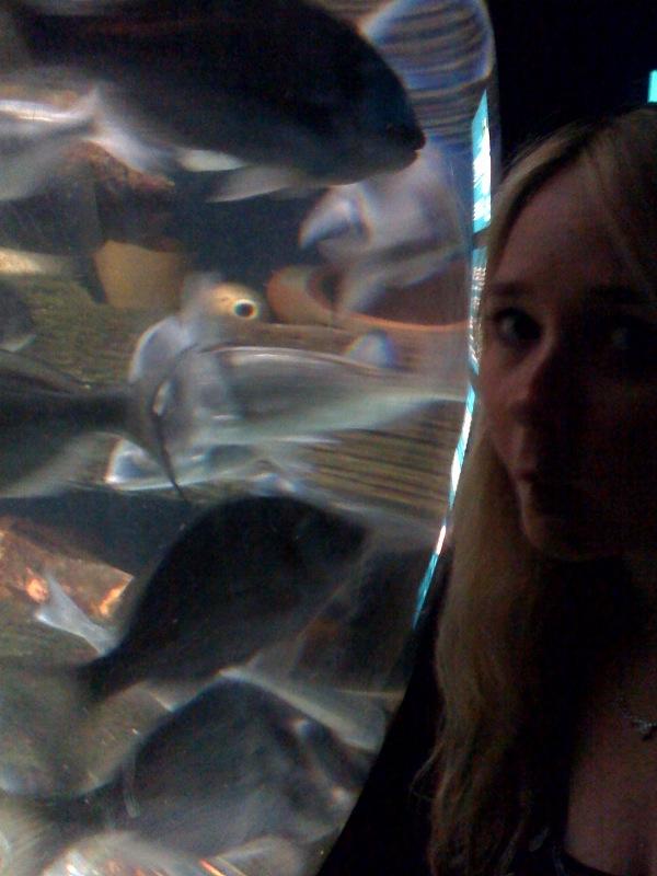 Olympic Park Aquarium, Munich